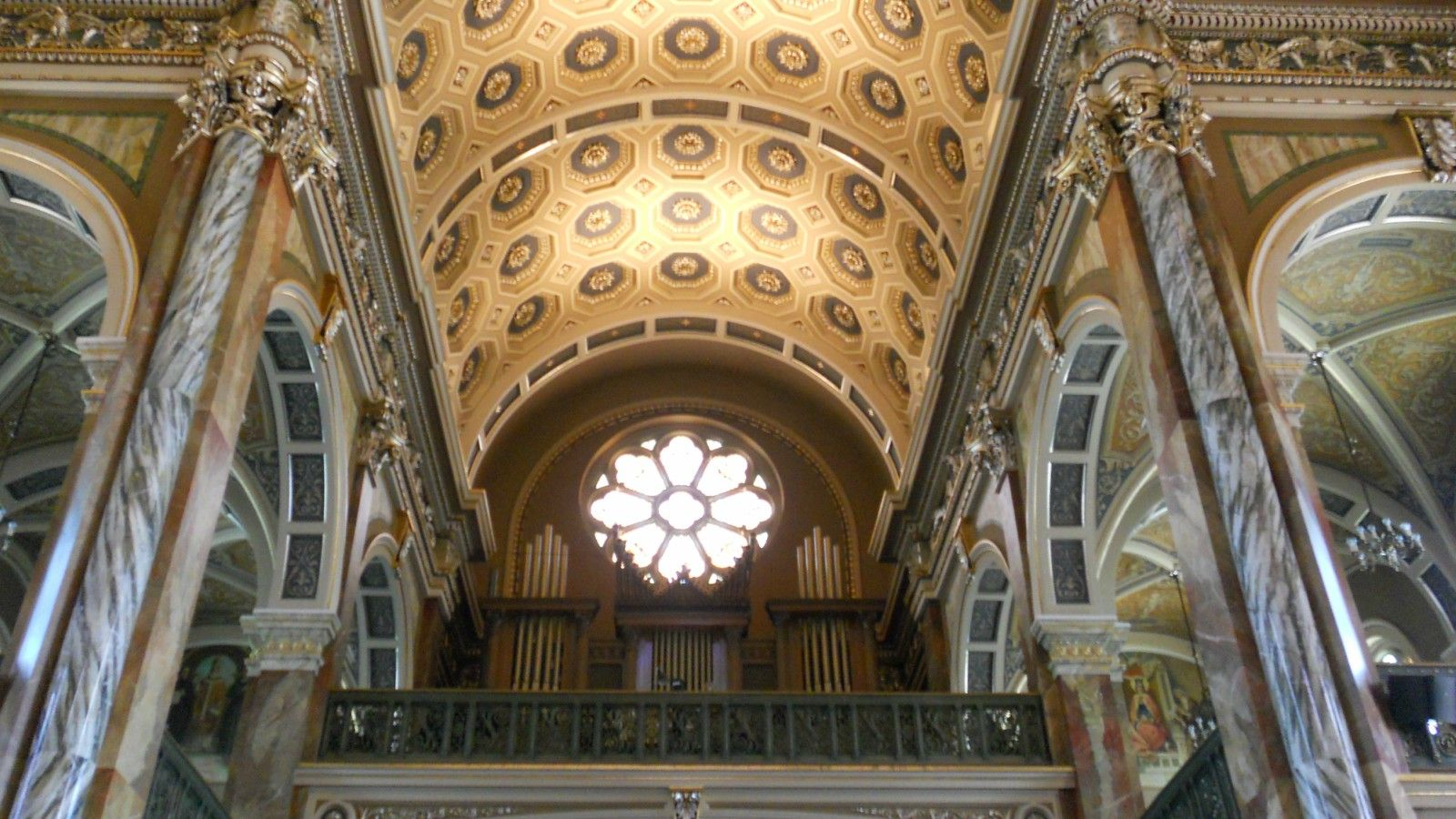 Things to do in Milwaukee - The Basilica of St. Josaphat